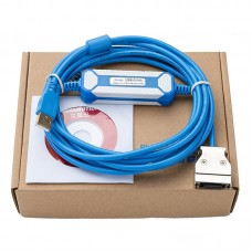USB-CIF02 Programming Cable Suitable For Omron PL Communication CPM1A/2A/CQM1 Data Download Cable