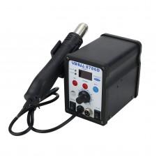 YIHUA 8786D 2 In 1 Hot Air Gun Desoldering Station Anti-Static Rework Station With Digital Display
