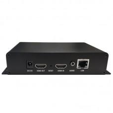 NDI Encoder HDMI Loop-Out Video Encoder HDMI To NDI Video Card 1920x1080 For Education Livestreaming