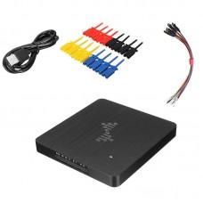 DSLogic U2Basic 16CH Logic Analyzer USB 2.0 100MHz Sampling Rate 64Mbits Hardware Memory Debugging