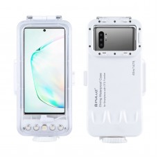 PU9111W 45M/147FT PULUZ Diving Waterproof Case Underwater Case For iPhone IOS 13.0 Or Above Version
