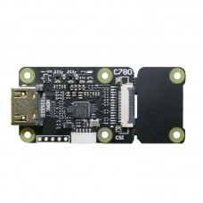 HDMI To CSI-2 Adapter Supports Audio Video 1080P 60FPS C780B 4 CSI-2 Channels For Raspberry Pi CM4