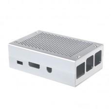 For Raspberry Pi 3 Case Silver Aluminum Alloy Raspberry Pi 3 Heatsink Case Perfect For DIY Makers