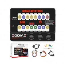 GODIAG GT100 OBDII Breakout Box ECU Connector Automotive Tools Test Platform For OBDII Protocols