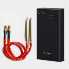 KP-001DHJ Kerpu Portable 18650 Spot Welder Spot Welding Machine 7500MAH For 0.1-0.15MM Nickle Sheet