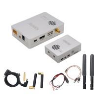 1080P HD Wireless Video Transmitter Receiver HDMI Wireless Image Transmission 800mW R2TECK DVL1