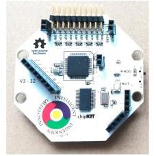 OpenBCI V3 compatible Open Source Arduino EEG Brain Wave Module 8 Channels Cable Version
