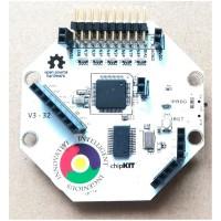 OpenBCI V3 Compatible Open Source Arduino EEG Brain Wave Module 16 Channels Cable Version