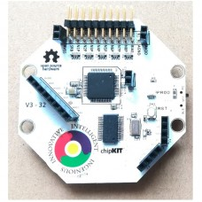 8 Channel Bluetooth Version OpenBCI V3 Compatible Open Source Arduino EEG Brain Electrical Module