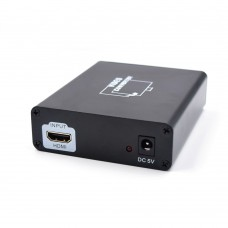 NK-C8 Video Converter HDMI To SCART Converter Supports HDMI Signal 1080P 50/60Hz Ideal For TV Set
