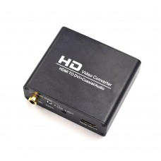 NK-X5 HD Video Converter HDMI To DVI Converter HDMI To DVI + Coaxial/Audio 1920x1080 At 60Hz