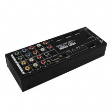NK-H18 HDMI Switch 8:1 HDMI 1.4 With 3D Supported HDMI Switcher 1080P With IR Remote Control