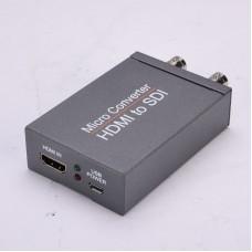 NK-M009 Micro Converter HDMI To SDI Converter Adapter Supports SDI Output 3G-SDI/HD-SDI/SD-SDI