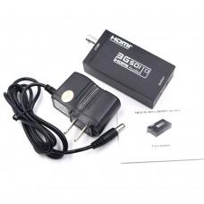 NK-S008 SDI To HDMI Converter Adapter Mini 3G SDI To HDMI Audio For SD-SDI HD-SDI 3G-SDI Signals