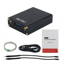 "MinderRC DH30 Portable Mini Spot Welder Spot Welding Machine 20 Gears With 0.91"" OLED Display"
