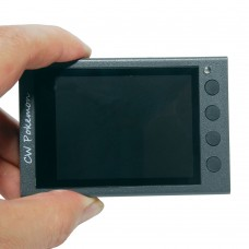 HAMCUBE Mini CW Trainer Morse Code Trainer Compact Size With Display Perfect For Telegraph Practice