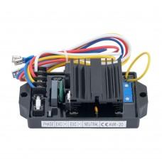 AVR-20 GB-20A AVR Automatic Voltage Regulator Brushless Excitation Generator Control Module Stabilizer Diesel Genset Parts