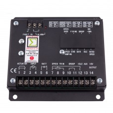 Speed Controller S6700H Power Generator Govornor Adjust Diesel Engine Actuator Motor Regulator