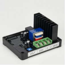 GB160 Generator Stabilizer 220v 30kva Automatic Voltage Regulator AVR Brush Diesel Alternator Single Phase