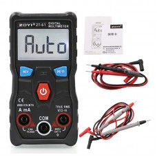 ZOYI ZT-S1 Automatic Digital Multimeter Meter High Precision Anti-Burning With Normal Test Probes