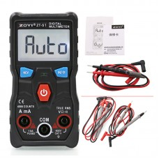 ZOYI ZT-S1 Automatic Digital Multimeter High Precision Anti-Burning With Pointed And Normal Test Probes