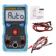 ZOYI ZT-S3 Automatic Digital Multimeter Tester w/ Normal Test Probes For Capacitor Frequency Diode