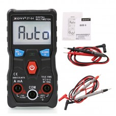 ZOYI ZT-S4 Digital Multimeter With Normal Test Probes For Capacitor Frequency Diode Temperature
