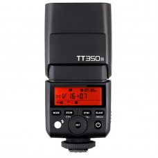 Godox TT350N (TT350-N) TTL Flash Camera Flash External Flash 1/8000s For Nikon Mirrorless Cameras