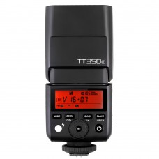 Godox TT350P (TT350-P) TTL Camera Flash External Flash 1/8000s For PENTAX Mirrorless Cameras