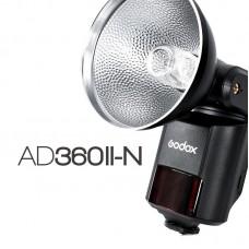 Godox AD360II-N (AD360II/N) TTL Flash Outdoor Flash 2.4G Wireless X System For Nikon Cameras