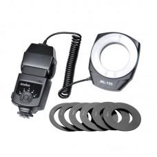 Godox ML-150 Macro Ring Flash Light Photography Macro Ring Light For Canon Nikon Pentax Olympus DSLR