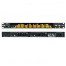 BDS PP-31 Yellow LED Digital Audio Spectrum Analyzer Display 1U Music Spectrum VU Meter 31 Segments