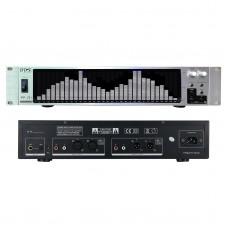 BDS PP-131 Audio Spectrum Analyzer Spectrum Display VU Meter 31-Segment With Silver Panel White LED