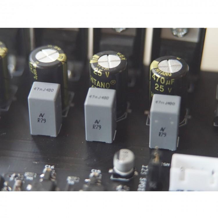 Unique R2R DAC PCM61 Four-Parallel Differential Vinyl