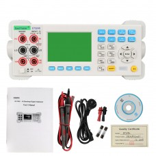 ET3240 High Accuracy Desktop Multimeter Automatic 22000 Counts Benchtop Digital Multimeter with 3.5 Inch TFT Large Clear Screen
