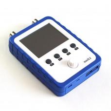 "WAVE2 Portable Digital Oscilloscope 2 Channel 0-200KHz Signal Generator Assembled 2.4"" Touch Screen"