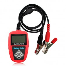 BA101 Car Battery Tester Vehicle Battery Tester 12V Resistance Accuracy Battery Analyzer For Repairs
