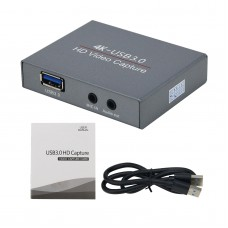 EC291 USB 3.0 HDMI HD Video Card For OBS Recorder Support 4K Input/Output 1080P Recording