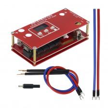 Portable Mini Transistor Spot Welding Pen DIY 18650 Battery Spotwelder Machine 12V Automobile Battery Spot Welder Welding Tool