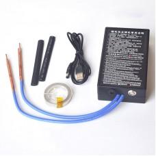 Portable Automatic trigger 18650/21700 Battery Spot Welder Tool Kit 6 Gears Adjustable Mini Spot Welding machine