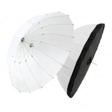 """Godox UB-85D (UB-085D) Transparent Parabolic Umbrella Reflective Umbrella 85CM/33.5"""" For Studios"""