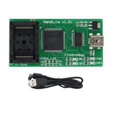 TSOP48 NAND Flash Programmer Nandlite Flash Memory Programmer Nandlite V1.2 For Router LCD TV