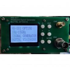 WB-SG1 Wideband Signal Generator 1Hz-22G RF Signal Source Device Adjustable Power WB-SG1-22G