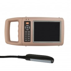 C30 Vet Ultrasound Machine Scanner w/ Rectal Linear Probe For Large Animals Cow Horse Donkey