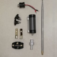 JPC-7 Antenna Portable Shortwave Antenna Kit Upgraded Version Of PAC-12 For Radio Enthusiasts