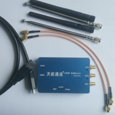 USRP B200mini-i SDR Software Defined Radio Metal Shell 70MHz-6GHz Supports Full Duplex Communication