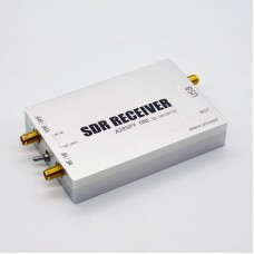 100KHz-1800MHz SDR Receiver SDR Radio For AIRSPY ONE Up Converter With Ordinary Suction Cup Antenna