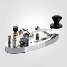 LAO MAO KEY Telegraphy Key Manual Morse Key Heavy Duty Shortwave Transmitter CW Key For Practices