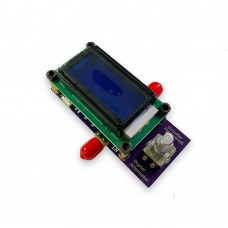 Circuiter Hardware HMC624 Digital Attenuator Programmable Attenuator 100M~6G 6Bit USB Powered