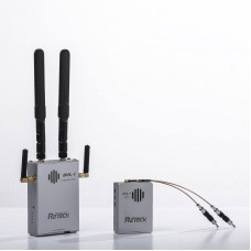 R2TECK DVL-1 RC Transmitter Receiver RC TX RX 1080P/60FPS Digital Video System 800MW 3KM For Drones